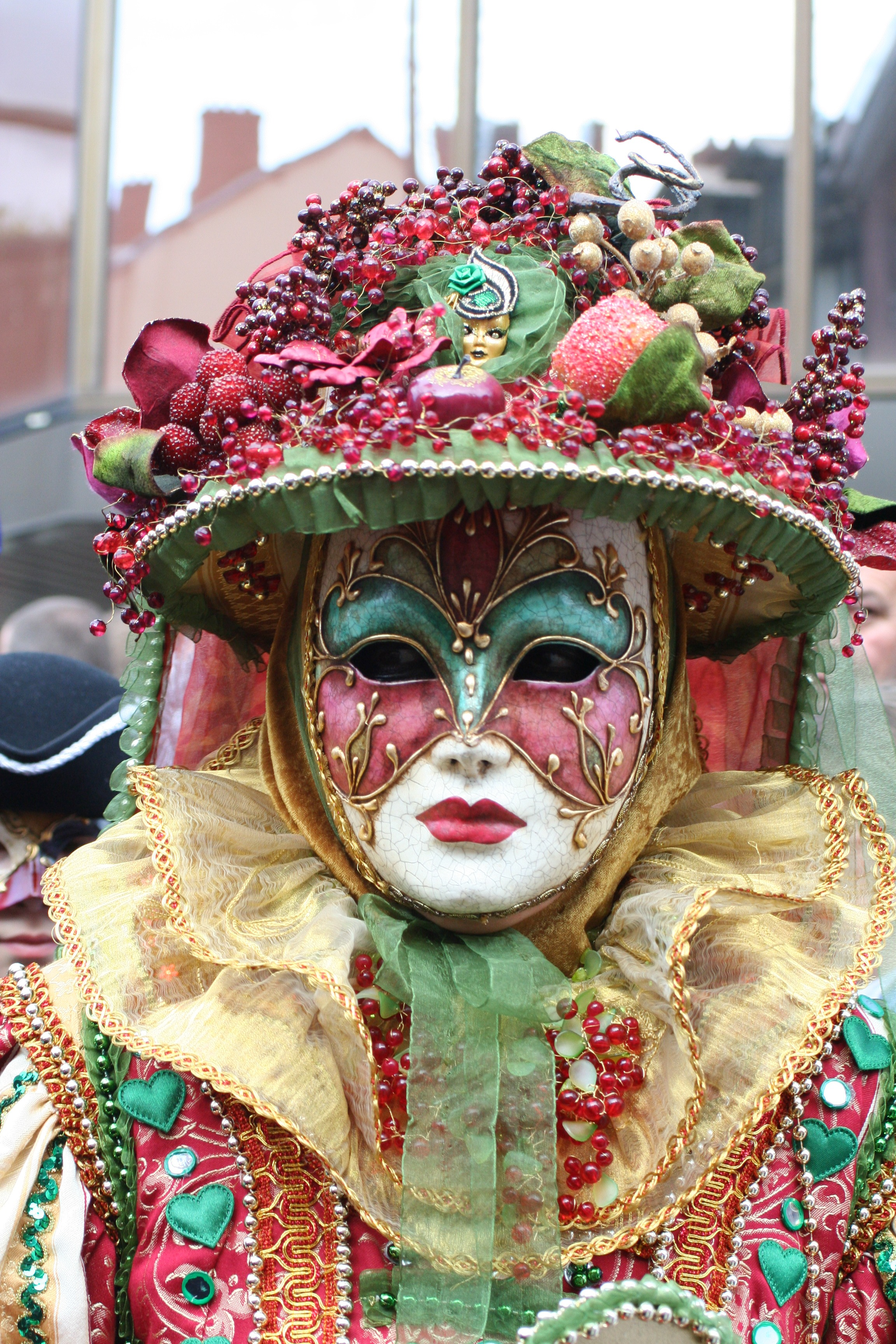 After Fat Tuesday Will You Take Off Your Mask?